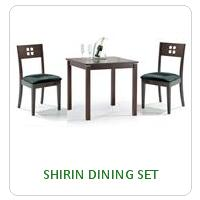 SHIRIN DINING SET